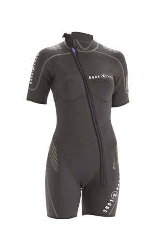 Aqualung Balance Tauchanzug Comfort 5 5 Mm Damen