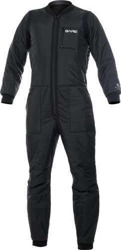 Bare Dry Suits Undersuit T100 Polar