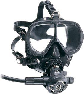masque facial plongee