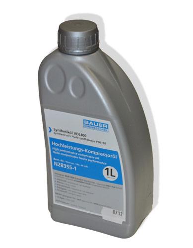 Mobile Air Compressor >> Bauer Compressor Oil Synthetic