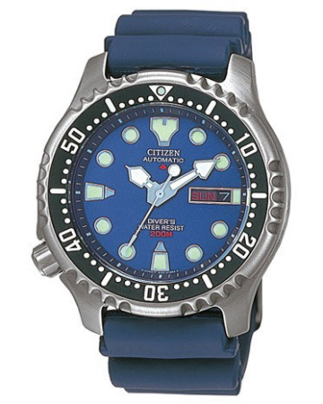 Citizen Promaster Diver watch Automatic