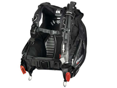 Mares Jacket BCD Dragon MRS.plus