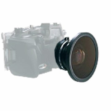 Sea & Sea Underwater Camera DX-1G / 2G Wide Angle Lens