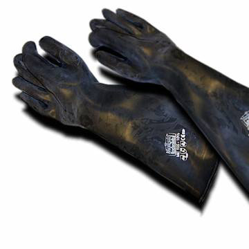 Aqualung Latex dry gloves