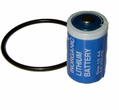 Suunto Battery Dive Computer Accessoirs 3,6 V 1/2 AA Solution/Favor Lux
