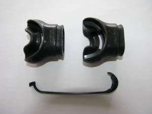Aqua Lung regulator mouthpiece Comfobite