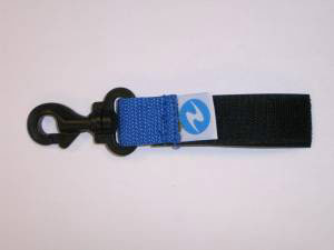 Aqualung TOOL Carabiner + Velcroflap
