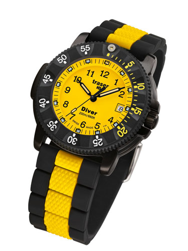 Traser H3 Watches Lady Diver